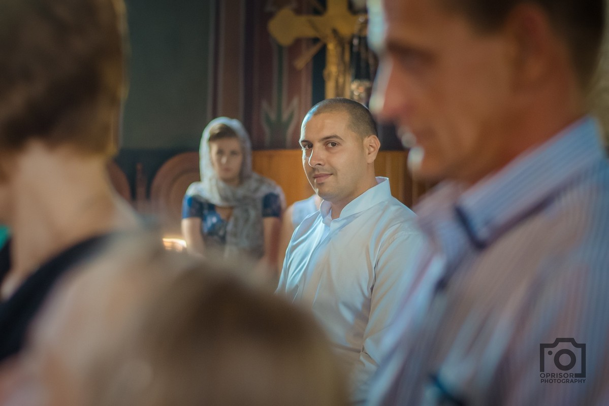 Davyd Alecsandru | Fotografie de botez